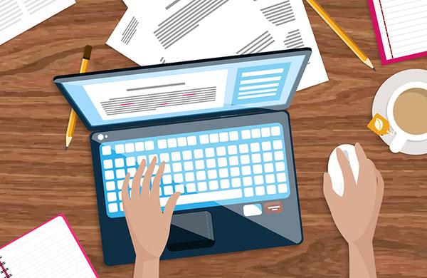 создание и редактирование текстов